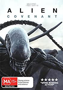 Alien: Covenant (DVD)