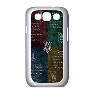 Harry Potter and the Deathly Hallow PC Hard Plastic phone Case Cover For Samsung Galaxy S3 JWH9118690