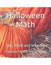 Halloween Math: See, Think and Wonder