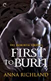 First to Burn (Immortal Vikings Book 1)