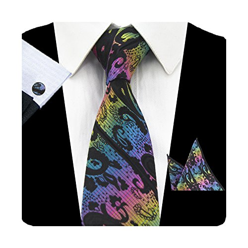 mens colorful ties - 9