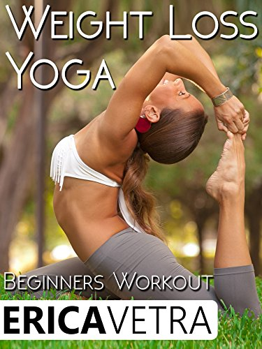 Weight Loss Yoga Workout For Beginners w/ Erica Vetra (Best Yoga App For Weight Loss)