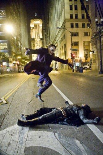 Dark Knight 11x17 HD Photo Poster Joker Movie (Dark Knight Joker Poster)