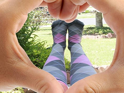 Graduated Compression Socks (Men and Women 1 pair) Best for Running, Nurses
