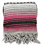 Canyon Creek Authentic Mexican Yoga Falsa Blanket