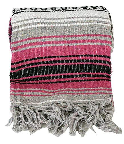 Canyon Creek Authentic Mexican Yoga Falsa Blanket