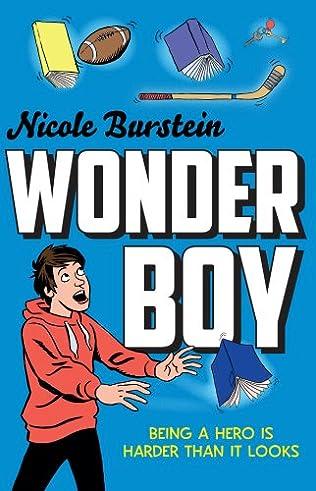 book cover of Wonderboy