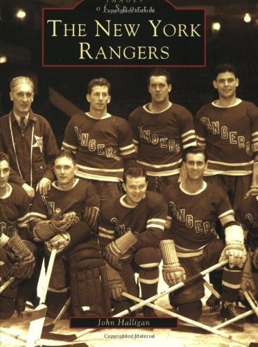 New York Rangers, The  (NY)   (Images of Sports) (Market Square Arena)