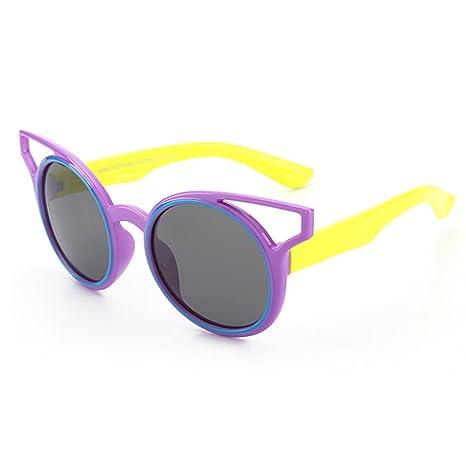 Gafas de sol de estilo deportivo para niños Personalidad ...