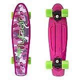 Flybar 22″ Plastic Grip Tape Cruiser Skateboard Complete