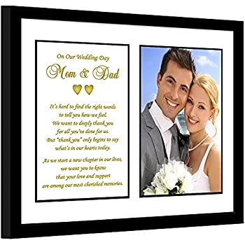 Amazon parent thank you wedding gift thank you poem from parent thank you wedding gift thank you poem from both the bride and groom in junglespirit Choice Image