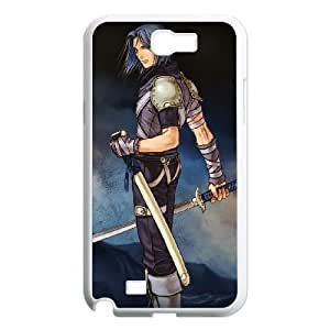 Samsung Galaxy N2 7100 Cell Phone Case White_Fire Emblem The Sacred Stones_009 Dkpzf