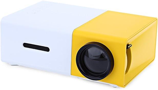 SmartLife YG-300 Proyector LCD 400-600 Lúmenes 320 x 240 ...