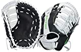 "Easton Synergy Elite Fastpitch Series 1St Baseman's Mitt, 13"", Right Hand Throw"