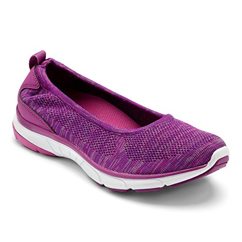 Vionic Flex Aviva - Damen Slip-On Sneaker Lila