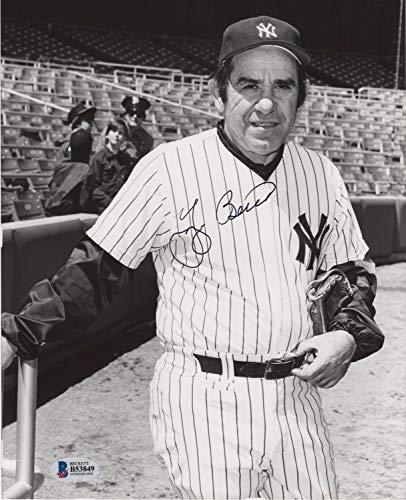 Yogi Berra 8x10 Photo Autographed Signed Photograph - Beckett Certified Memorabilia