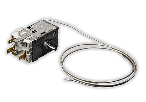 Gorenje Kühlschrank Thermostat : Whirlpool kühlschrank thermostat temperaturregler a  mm