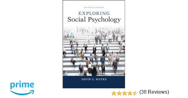 Amazon exploring social psychology 9780077825454 david amazon exploring social psychology 9780077825454 david myers books fandeluxe Choice Image