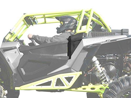 SuperATV Polaris RZR 900 / S / 1000 / Turbo Rear Door Side Panels - Pair - Doors With Side Panels