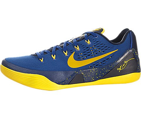 quality design aafef e7f23 Nike Kobe IX Mens Basketball Shoes 646701-474 Gym Blue University Gold- Obsidian 11 M US - Buy Online in UAE.   Apparel Products in the UAE - See  Prices, ...