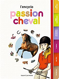 "Afficher ""L'encyclo passion cheval"""