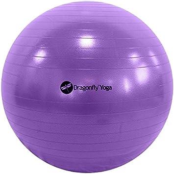 Amazon.com: Libélula Yoga Premium Anti-Burst – Balón de ...