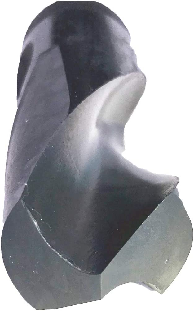 XMHF 28mm Black Oxide High Speed Steel Reduced Shank Drill Bit