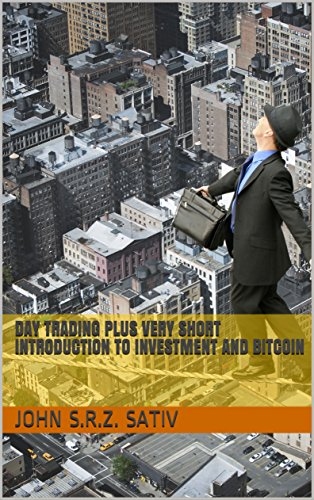 Day Trading plus Very Short Introduction to Investment and Bitcoin cover