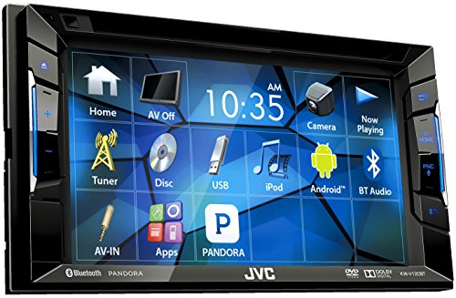 jvc dvd player for car - 3