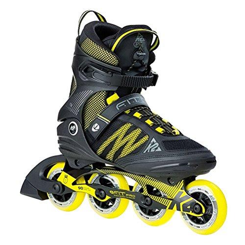 K2 Aluminum In Line Skates - 6