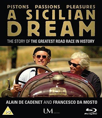 Blu-ray : Sicilian Dream (Blu-ray)