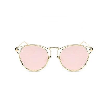 Sucastle Métal creux lunettes de soleil film couleur mode flèche décoration lunettes de soleil homme et femme général tendance lunettes de soleil Metal PC QWERT