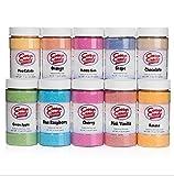 Cotton Candy Express Sugar, 11 oz. Jars (10-Count)