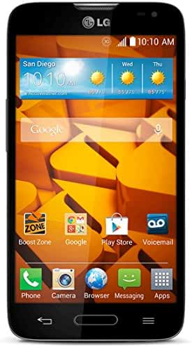 LG Realm Black (Boost Mobile)Discontinued by Manufacturer
