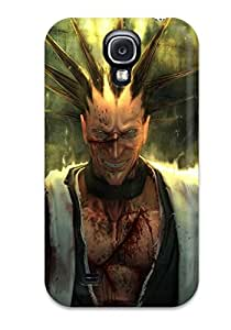 Galaxy S4 Hard Case With Awesome Look - BGmiaDT3679gcWLK