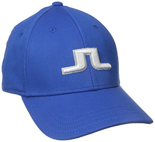 jlindeberg-mens-banji-flexi-twill-golf-cap-blue-medium