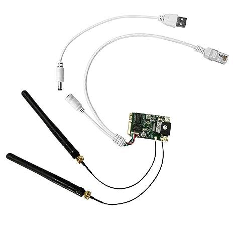 Ponte Wifi Fai Da Te.Vonets Vm300 Mini Wifi Modulo Wifi Bridge Ripetitore Router Per