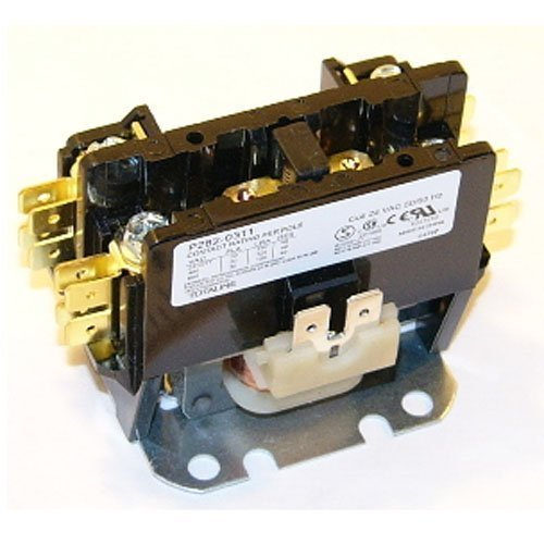 Carrier Single Pole / 1 Pole 30 Amp Replacement Condenser Contactor 3100-15Q128 by - Parts Carrier Ac