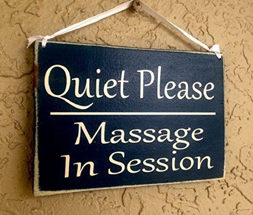 quiet please door sign - 7