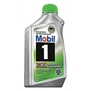 Engine Oil, 1 Qt, SAE Grade 0W-20 105891