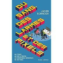 Du sang, des larmes et des pixels (Texte/Pop Culture) (French Edition)