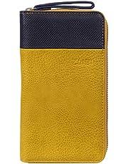 zwei Eva EV2 Börse 19 cm Yellow