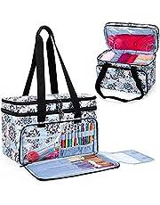 CURMIO Double-Layer Yarn Storage Bag