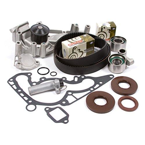 Fits 98-10 Lexus Toyota 4.0 DOHC 32V 1UZFE / 4.3 DOHC 32V 3UZFE / 4.7 DOHC 32V 2UZFE Timing Belt Kit w/Hydraulic Tensioner Water Pump