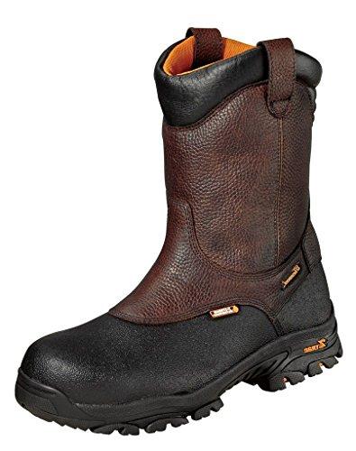 Thorogood Work Boots Mens 8 Wellington WP CT 804-4810