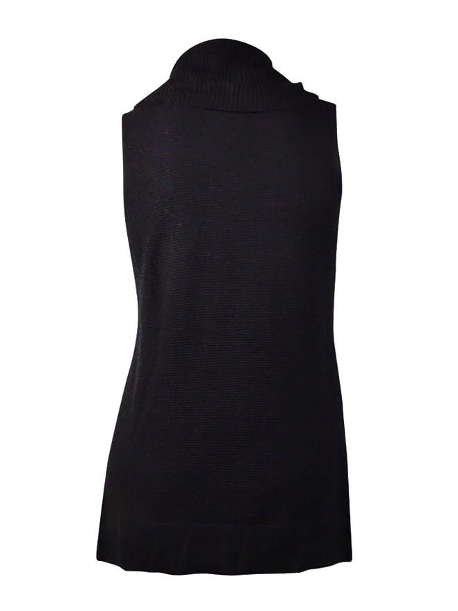16f01be3927af INC International Concepts Women s Fringe Cowl Neck Sweater (L