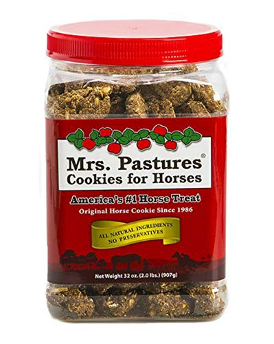 Cookie Horse Treats - Mrs Pastures Horse Cookies 32 Ounce