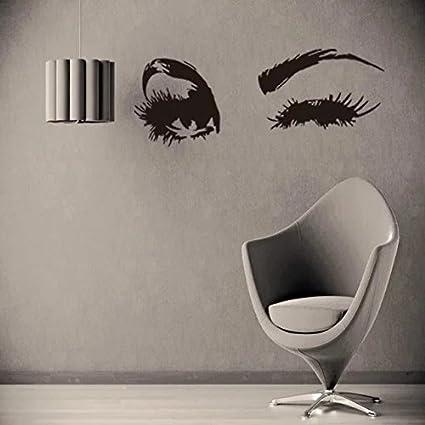 Huhushop X Audrey Hepburn Beautiful Eyes Removable - Wall stickershuhushopxaudrey hepburn beautiful eyes removable