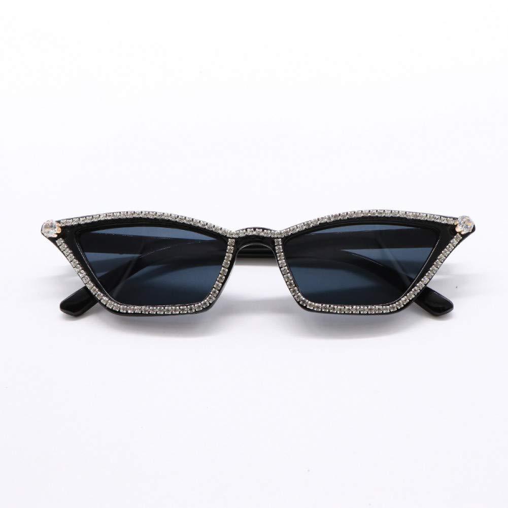 KUNHAN Gafas de sol Gafas De Sol De Cristal para Mujer ...