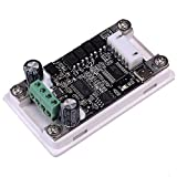 Icstation Programmable MP3 WAV Music Voice Player Module with 30W Mono Amplifer Pulse Level Button Trigger
